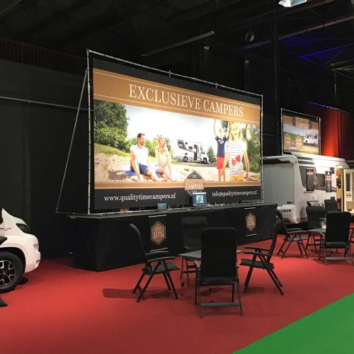 Quality Time Campers beurs